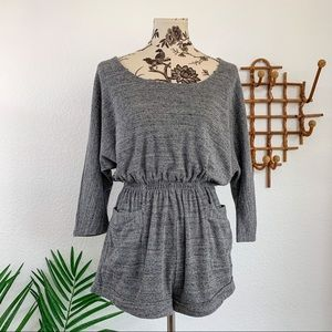 Urban Outfitters BDG Dolman Sleeve Knit Romper